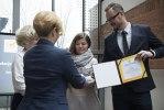 Certyfikat dla Fundacji Stabilo (Toruń)